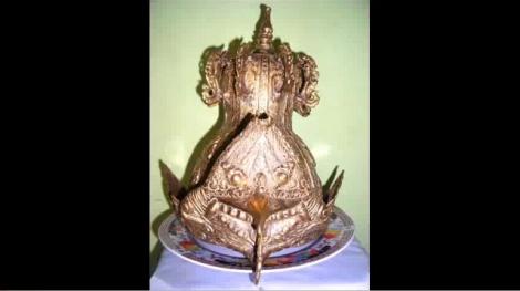 Mahkota Puteri Kaca Mayang - Kerajaan Gasib