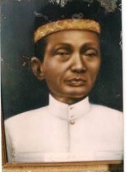 Pangeran Prabu Nata Sampanahan - Sumber foto: hendri nindyanto, FB