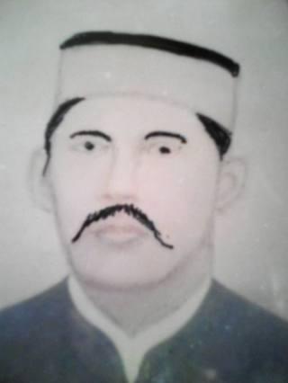 Pgn Amir Husein bin pgn Berangta bin pgn Abdulkadir bin pgn H. Musa, raja Pulau Laut