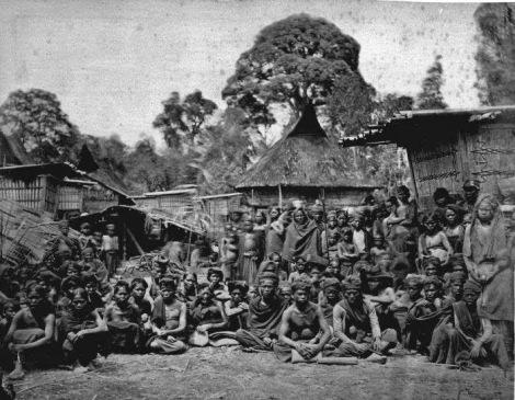 Baroesdjahe, Karo Landen Penduduk Kampung Baroesdjahe