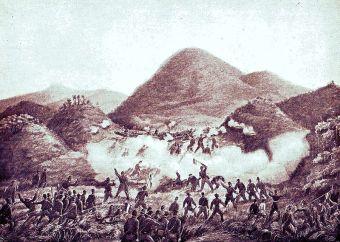 Pertempuran Sekadau.