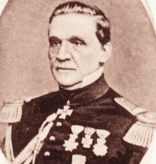Kolonel infanteri Jacobus Antony Waleson.