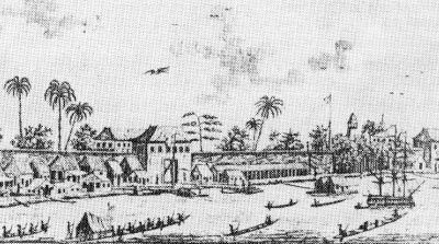 Benteng Palembang