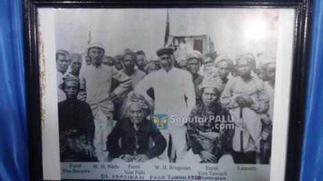 Raja kerajaan Banawa, Palu, Tawaeli, Lamatti