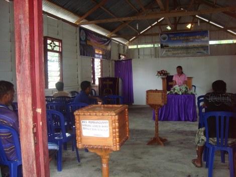 Pendeta Negeri Horale