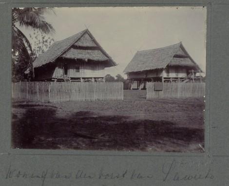 Rumah raja Sawitti
