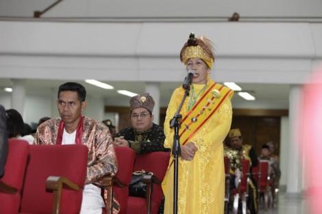 Ratu Tanah Rata Kokoda, Kerajaan Sekar