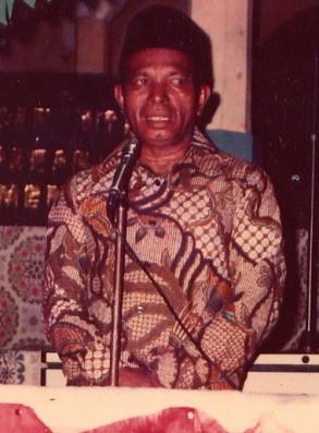 AHMAD PARTOLA (Raja Laha ke-21. 1987-1988)