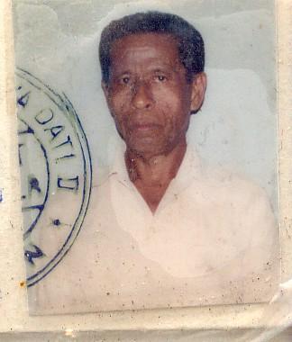 HUSEIN HENAULU (Raja Laha ke-20. 1983-1987)