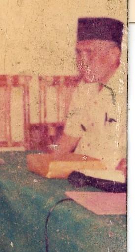 Ir.JUNAID MEWAR (Raja Laha ke-22. 1994)