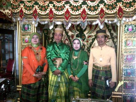 Sawitto, Sulawesi – Pengukuhan A. Bau Sawerigading sebagai Addatuang Sawittto ke XXVI di Pinrang.