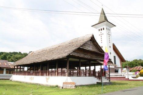 Baileu Dan Gereja Ullath