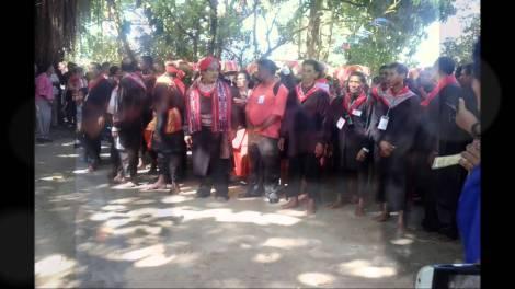 Pemanasan Gandong Rumahkay & Rutong 18 maret 2014