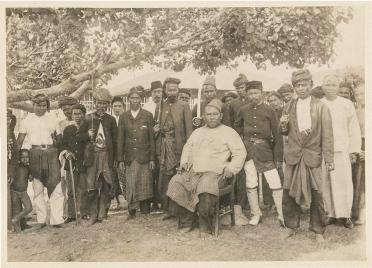 Maharaja Mangkoeboemi Lhokseumawe_1894