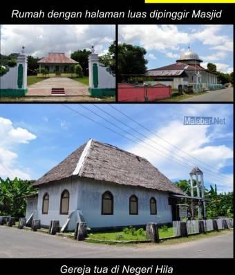Hila, gereja tua
