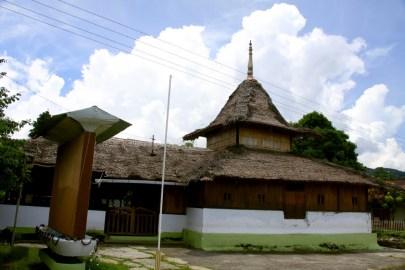 Masjid tua negeri Hila