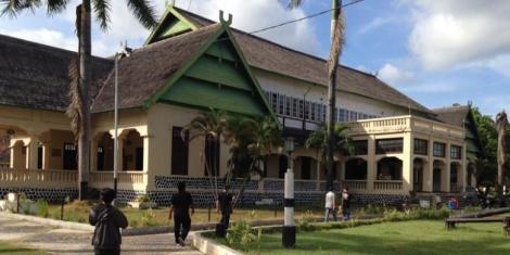 Istana (Museum) Asi Mbojo, kesultanan Bima