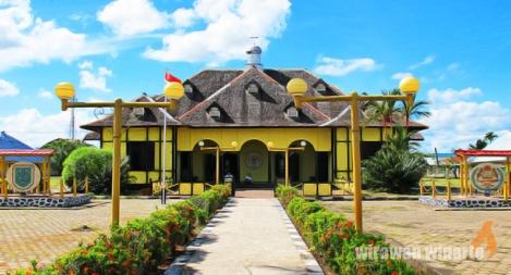 Museum Batiwakkal, Gunung Tabur