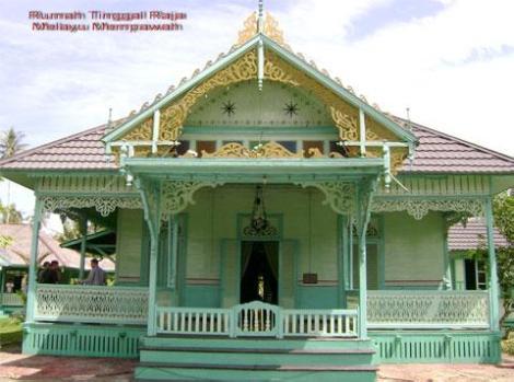 Istana Amantubillah, kerajaan Mempawah