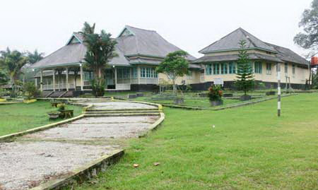 Istana Al Mukarramah,