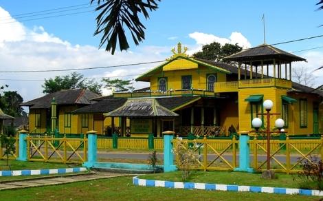 Istana Muliakarta, kerajaan Tanjungpura