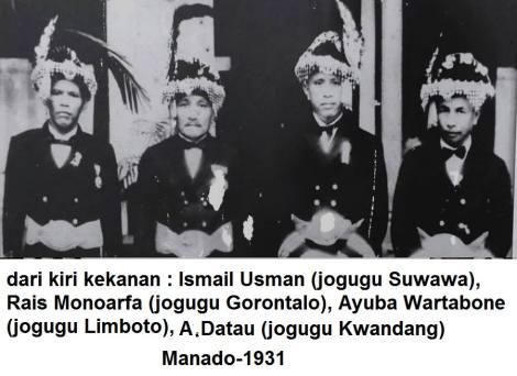 Sumber foto: Beranda museum sejarah Gorontalo.