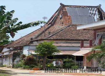 Sisah Keraton Bangkalan.