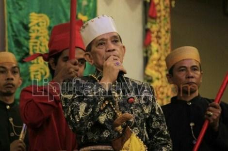 Penobatan Raja Gowa ke-37, 29 mei 2016