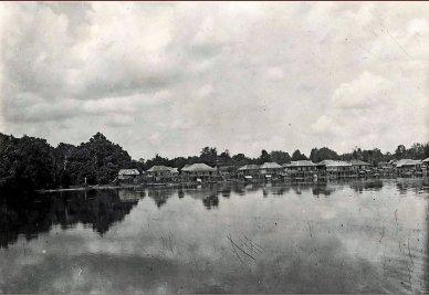 Kampong dari raja Soehaid, 1934