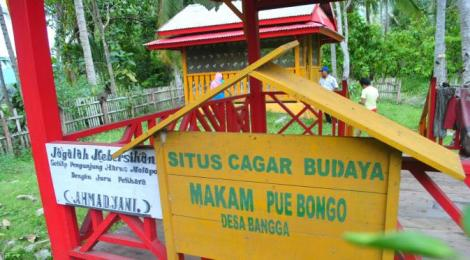 Makam Pue Bongo, Raja Bangga. Sumber: http://lifestyle.liputan6.com/read/2237398/mengenal-makam-pue-bongo-aset-budaya-sulawesi-tengah