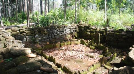 Makam raja La Makandiu, kerajaan Rahampu'u