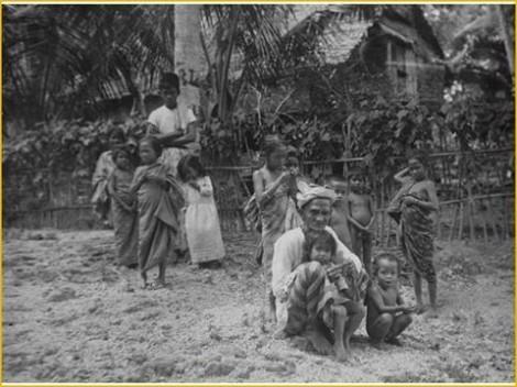 Donggala masyarakat 1901
