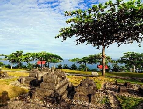 Buttu Ondongang, Kompleks Makam Raja-Raja Banggae Majene (Foto - Bayu Gustada Sulianto)