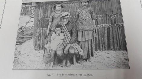 Bantjea (Bancea), Raja Bantjea.