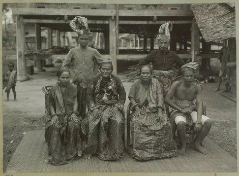 De Tomakaka, de vorst, van Masamba