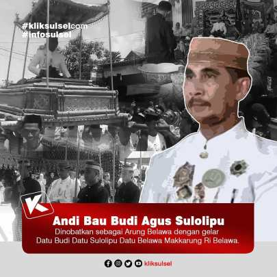 Afbeeldingsresultaat voor Datu Budi Datu Sulolipu ( Datu Belawa Makkarung Ri Belawa
