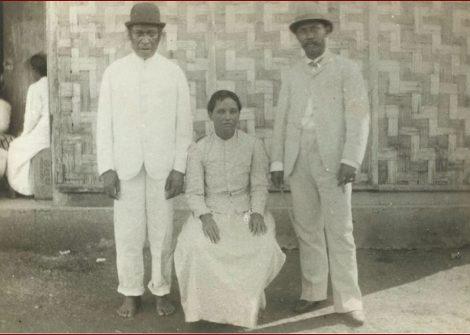 Raja Marwedi of Mapia in 1898