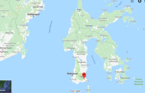 Ara Kerajaan Prov Sulawesi Selatan Kab Bulukumba Kesultanan Dan Kerajaan Di Indonesia