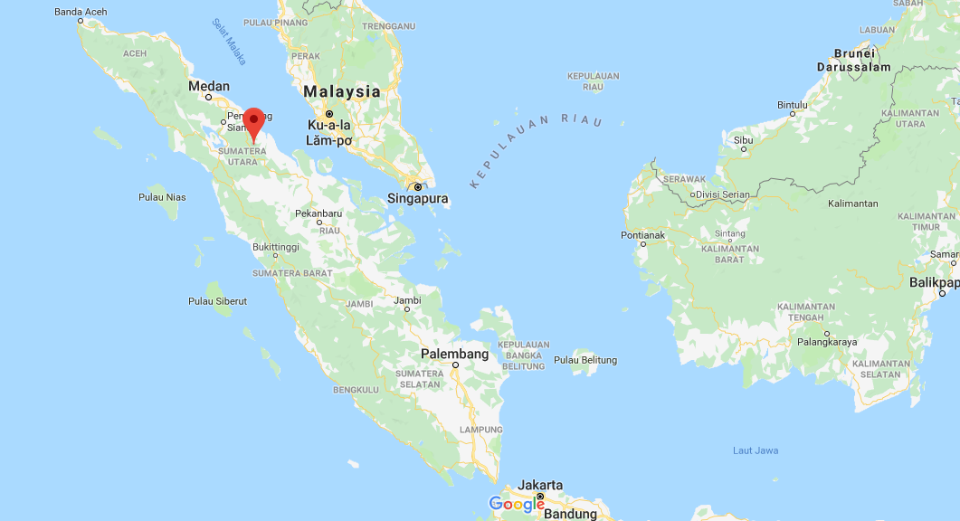 Kota Pinang Kesultanan Prov Sumatera Utara Kab Labuhanbatu Selatan Kesultanan Dan Kerajaan Di Indonesia