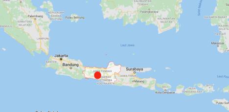 Provinsi Jawa Tengah.