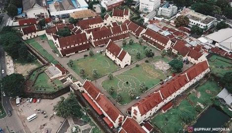 Fort Rotterdam Makassar - Info Tiket Masuk dan Jam Buka