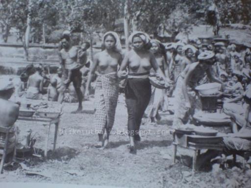 bliketutbali.blogspot.com: Mayarakat Bali 'Tempo Doeloe'