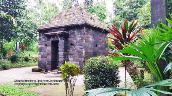 Candi Wringin Branjang, Situs Kuno Unik di Kaki Gunung Gedang ...