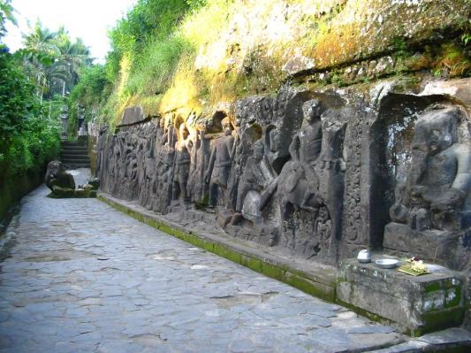 Sing Dadi Blog: Bali Culture - Yeh Pulu Relief