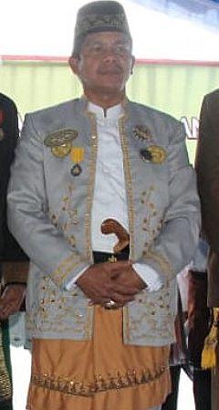 raja kerajaan sebamban