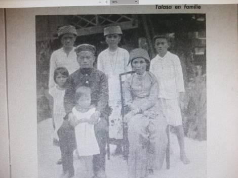 Poso - Talasa dan Keluarga.